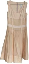 Celine Pink Silk Dress for Women