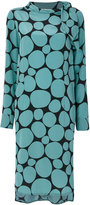 Marni mosaic dress - women - Silk - 40