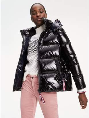 Tommy Hilfiger Gloss Down Puffer Jacket