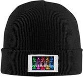 Masubt Unisex Power Rangers Winter Beanies Cap