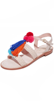 Kate Spade Sunset Woven Sandals
