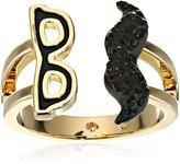Kate Spade Mustache Ring
