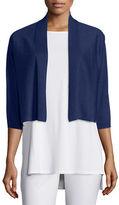 Eileen Fisher 3/4-Sleeve Kimono Cardigan