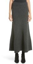 Stella McCartney Women's Knit Wool Maxi Skirt