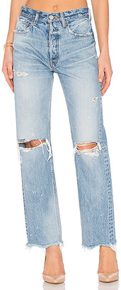Moussy Odessa Straight. - size 23 (also