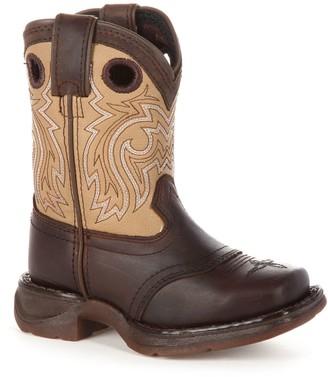 Durango Lil Saddle Kids Western Boots