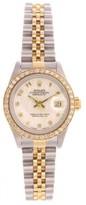 excellent (EX) Rolex Ladies 2-Tone Datejust Watch 69173 - Automatic winding