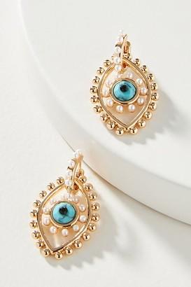 BaubleBar Panon Spirit Eye Drop Earrings