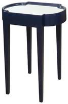 Progressive Suri End Table Chairside Mirrored Top Furniture