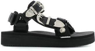 Suicoke Side Buckle Sandals