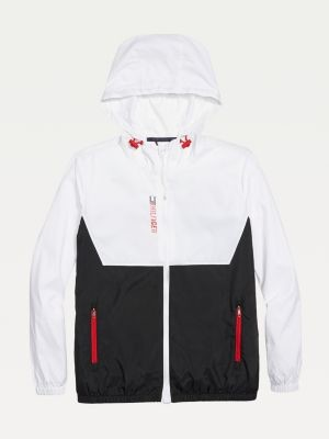 Tommy Hilfiger Adaptive Packable Colour-Blocked Jacket