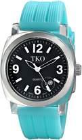 TKO ORLOGI Women's TK558-BT Milano Junior Acrylic Case Dial Watch