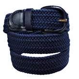 Luxury Divas Braided Elastic Stretch Belt Size 2X