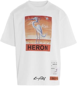 Heron Preston X Kenny Scharf Printed T-Shirt