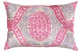 Ikat Lumbar Pillow Cover Pasargad
