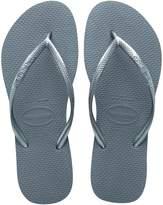 Havaianas Slim Kids Slip-On Thong Strap Sandals