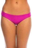 Sofia Solid Grape Buzios Brazilian Bikini Bottom 8140419