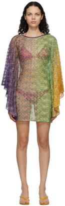 Missoni Multicolor Viscose Cover Up