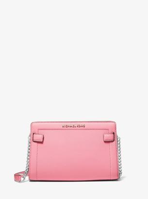 MICHAEL Michael Kors Rayne Small Saffiano Leather Crossbody Bag