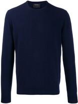 Dell'oglio slim-fit cashmere sweater