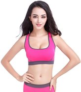 New step Newstep Women's Workout Sports Bra