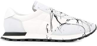 Maison Margiela Runner Paint Treatment sneakers