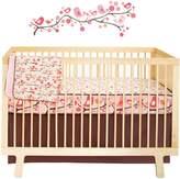 Skip Hop Complete Sheets Crib Bedding Sets 4-Piece, Pink