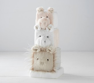 Pottery Barn Kids Critter Plush Stacker
