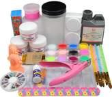 Coscelia 12pc Acrylic Powders Tools For Manicure Pedicure Nail Art Sets Acrylic Nail Kits