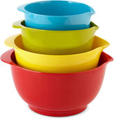 JCPenney Cooks 4-pc. Nesting Batter Bowl Set