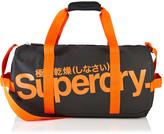 Superdry Tarp Barrel Bag