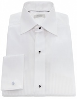 Contemporary Fit Satin Dress Shirt