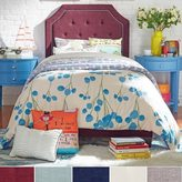 Inspire Q IQ KIDS Grace Button Tufted Arched Bridge TWIN-sized Upholstered Bed