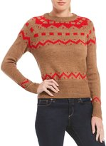Daniel Cremieux Natasha Intarsia Sweater