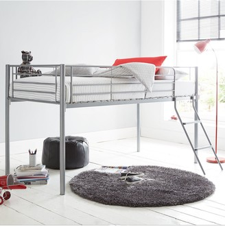 Domino Mid Sleeper Bed with Optional Mattress