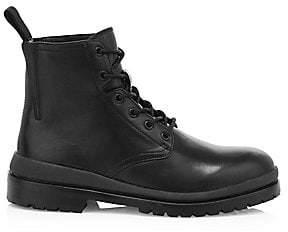 John Varvatos Men's Jarvis Punk Leather Boots