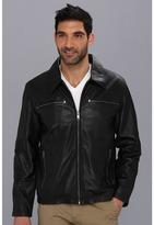 Andrew Marc Garner Leather Jacket