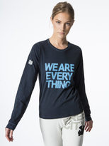 Freecity We Are Everything Longsleeve Top