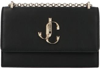 Jimmy Choo Logo Crossbody Bag