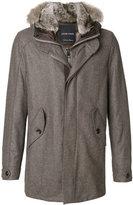 Jacob Cohen hooded jacket