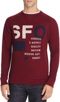 Junk Food Clothing SFO San Francisco Graphic Sweatshirt - 100% Bloomingdale's Exclusive