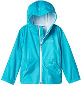 Columbia Toddler Girl Lightweight Solid Rain Jacket