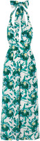 Temperley London Shelby floral-print silk jumpsuit