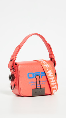 Off-White Baby Flap Bag