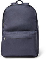 A.P.C. Canvas Backpack - Navy