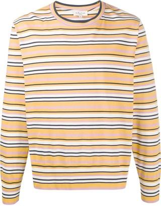 YMC Striped Sweatshirt