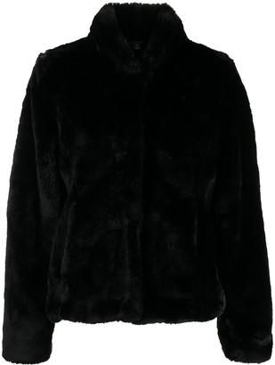 Polo Ralph Lauren Faux-Fur Jacket