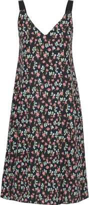 Rag & Bone Zelda Floral-print Silk Crepe De Chine Dress
