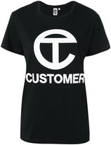 Telfar customer print T-shirt