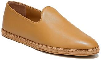 Vince Madga Leather Espadrille Slip-On Shoe